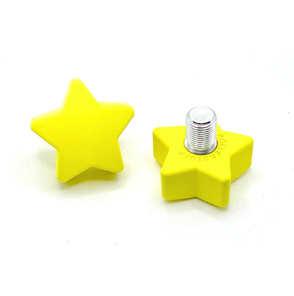 ★ TWINKLE TOES Star Toe Stops, STARRY NIGHT YELLOW