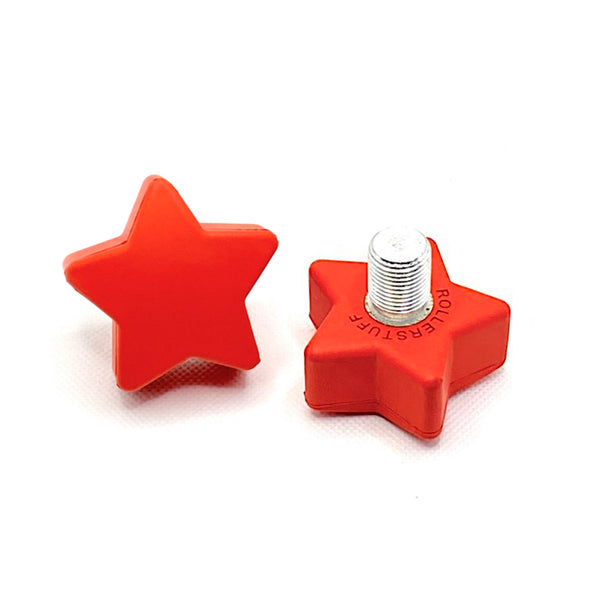TWINKLE TOES Star Toe Stops, RINGO STARR RED