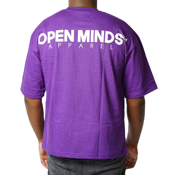 Open Minds Apparel Oversized Tee