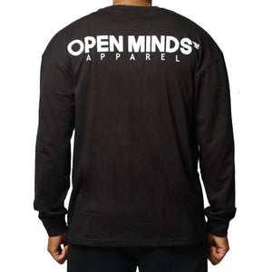Open Minds Apparel Oversized Long Sleeve