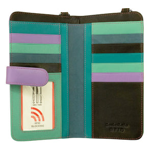 ILI Smartphone Wallet With Detachable Strap