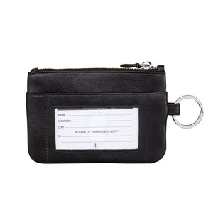 ILI Coin Purse With Key Ring