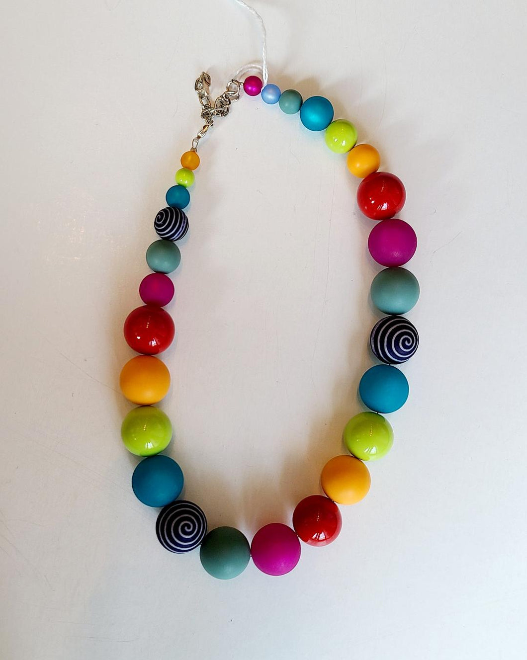 The Philadelphia Museum of Art Matt Swirl Necklace