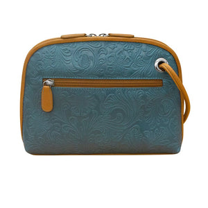 ILI Cheyenne Crossbody Bag With Gromet