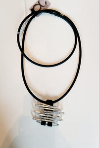 OC Flat Oval Necklace