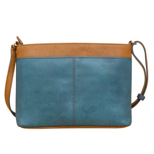 ILI Organzier Crossbody Pointed Tab