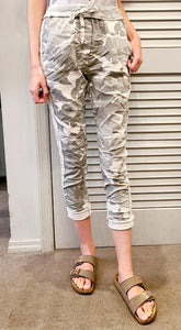 Look Mode Camo Pants
