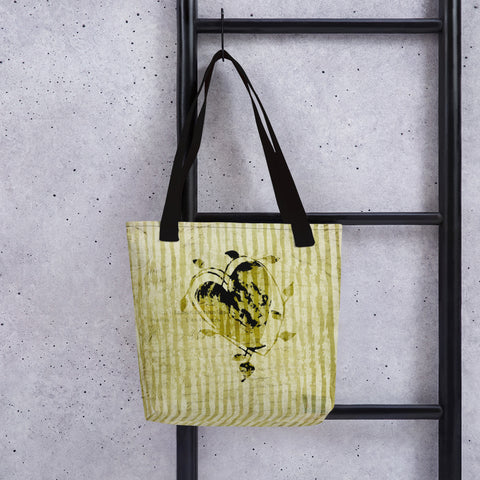 Heart and Vines | Tote Bag