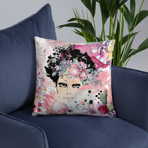 Exotic Garden | Floral | Throw Pillow
