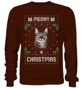 Moewy Christmas Sweater