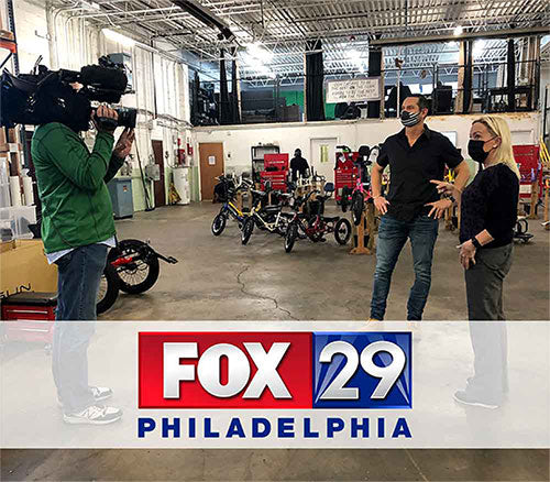 It's Giving Tuesday with Fox 29 News and Jason Kraft.