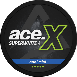 ACE SUPERWHITE X COOL MINT