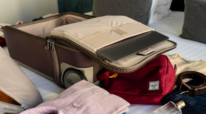 The best luggage for business trips