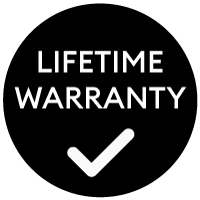 Our luggages carry a lifetime warranty