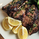 BBQ Lamb Shoulder Recipe