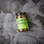Gran Luchito Roasted Serrano Green Chillies