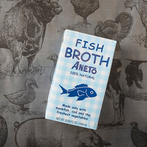 Aneto Fish Broth