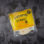 Gran Luchito Street Tacos Soft Tortilla Wraps