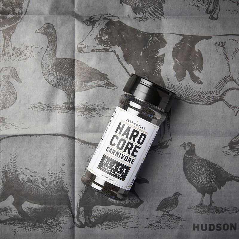 Hardcore Carnivore Rub - Black