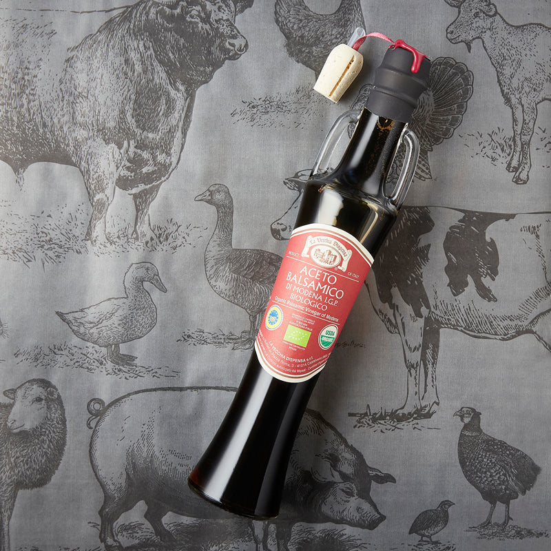 La Vecchia Dispensa Organic Balsamic Vinegar 8 Years