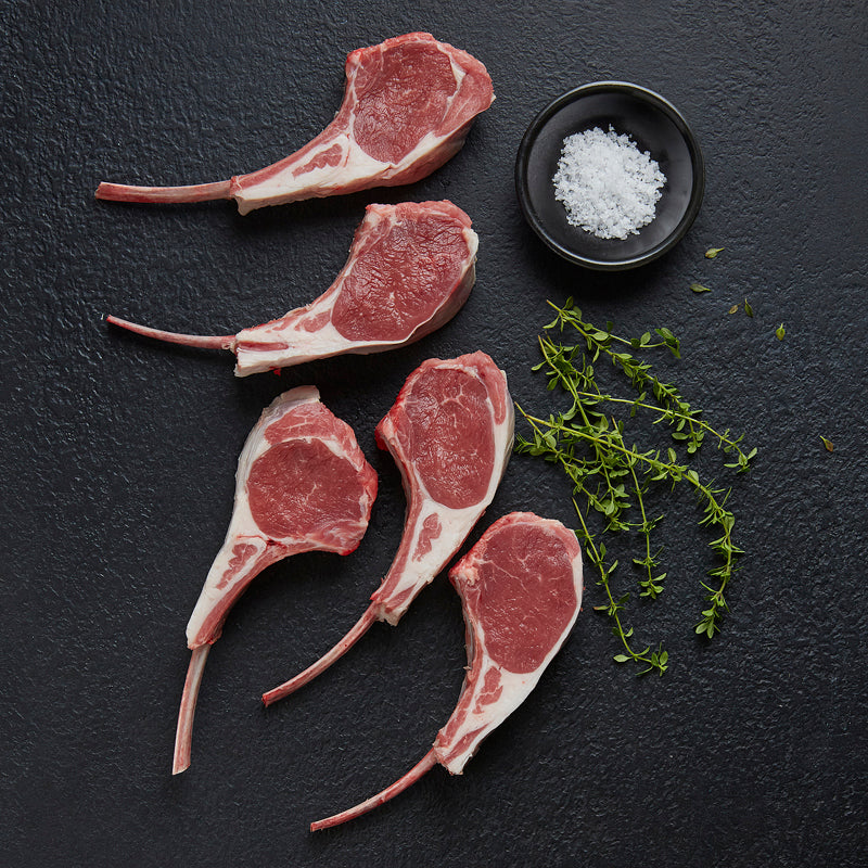 Frenched Lamb Cutlets