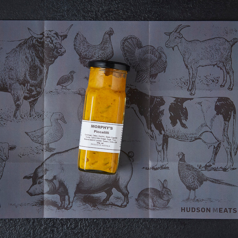 Morphy's Piccalilli