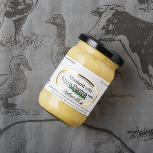 Delouis Fils Mustard with Green Peppercorn
