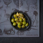 Marinated Green Sicilian Olives