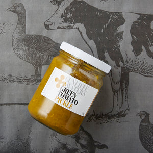 Cunliffe & Waters Green Tomato Pickle