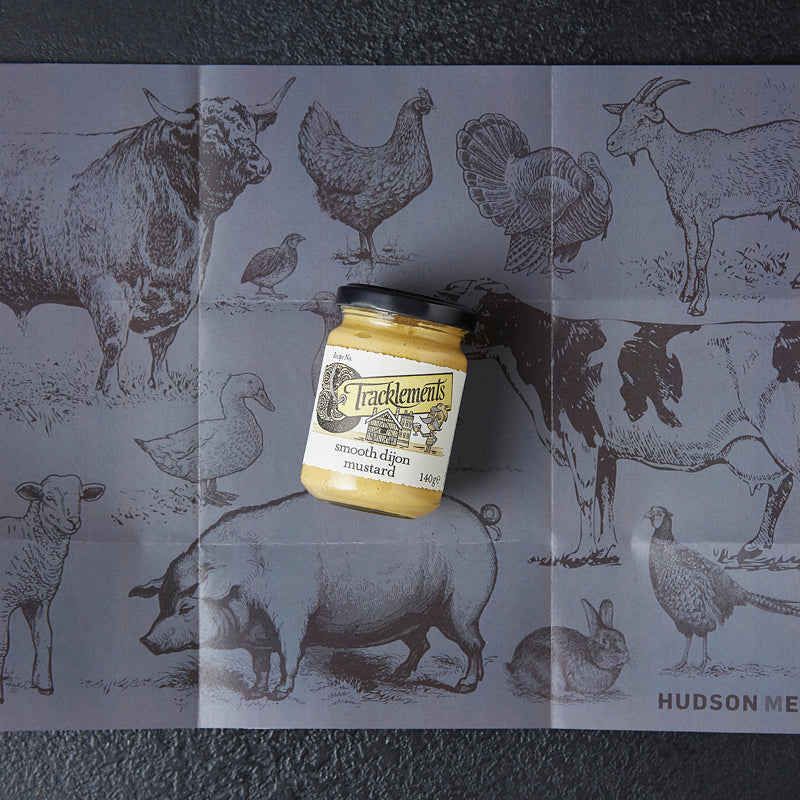 Tracklement's Smooth Dijon Mustard