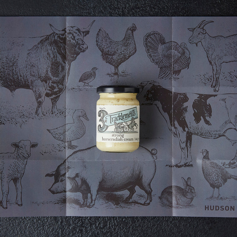 Tracklement's Strong Horseradish Cream