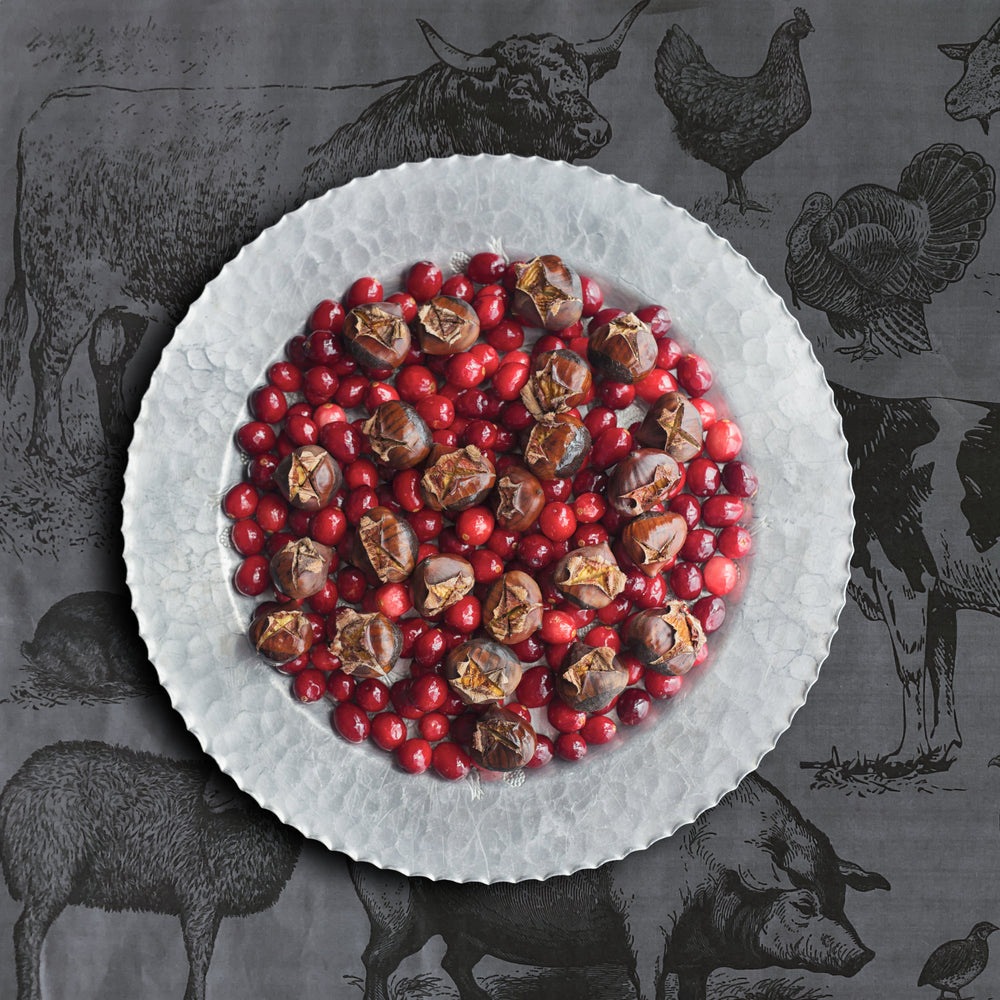 Cranberry & Chestnut Stuffing