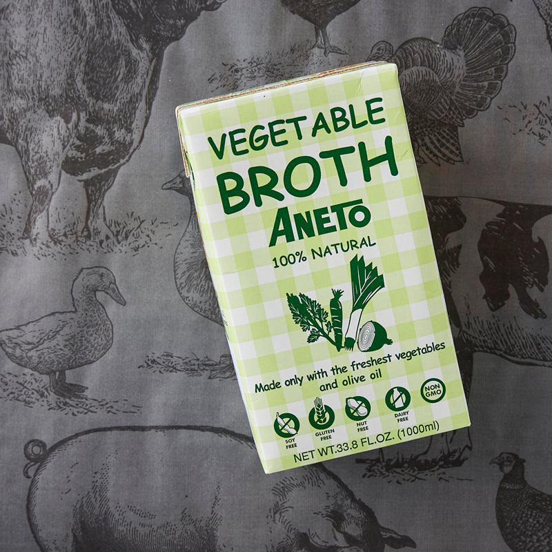 Aneto Vegetable Broth