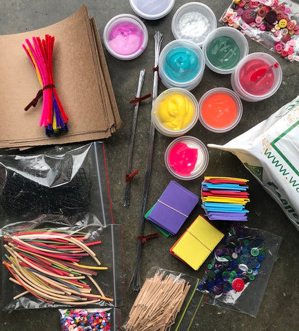 DIY classroom art projects, art kits for teachers, teacher art projects, budget art ideas for teachers