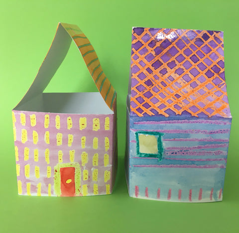 art blog for teachers, upcycle projects for teachers, budget ideas for teachers, kids art projects