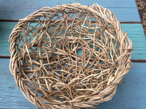 Random Weave Baskets with 'Wild Baskets'. Sat 9th May 12.30-3.30