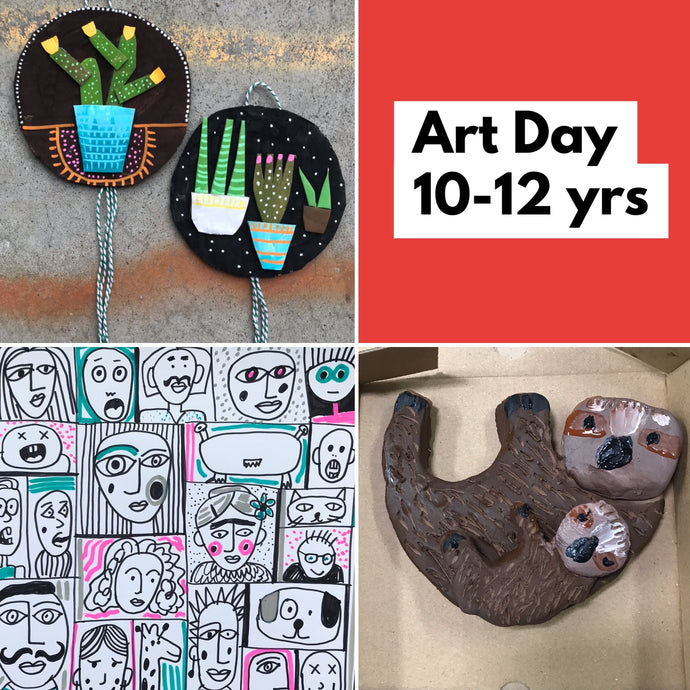 SChool holiday activities for kids, brisbane kids art studio, school art and craft ideas