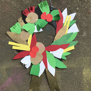 Wed 18th Dec - 9.00-10.15am - Christmas Wreaths - All Ages 5yrs +