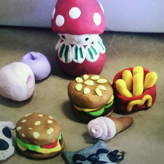 Thursday 16th Jan - 9.00-10.15am - Polymer Clay  - All Ages 5yrs +