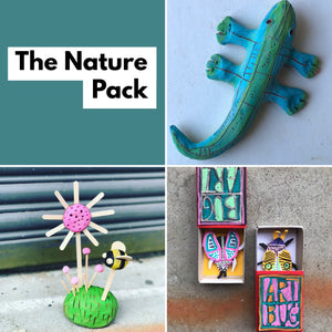 The Nature Pack - rawart.com.au
