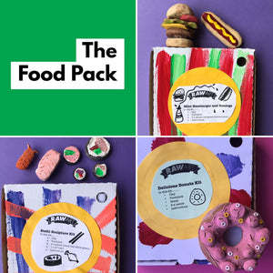 The Fabulous Food Pack - rawart.com.au
