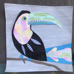 The 'Terrific Toucan Art' KIT. (7yrs +) - rawart.com.au
