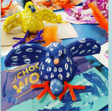 Load image into Gallery viewer, CHEEKY CHICKS DIY KIT - Kindy/Prep - NEW - rawart.com.au