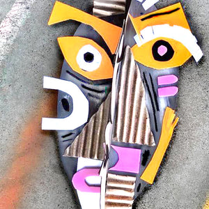 CUBIST MASK DIY KIT - Year 5/6 - rawart.com.au