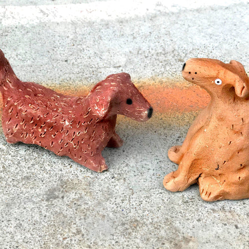 LITTLE DOG SCULPTURES DIY KIT - Year 3/4 - rawart.com.au