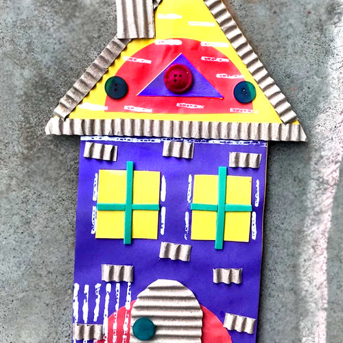 The LITTLE HOUSES Kit - Prep/Kindy - rawart.com.au