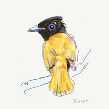 Load image into Gallery viewer, Watercolour Birds with Julia: Sat 25 July 12.30-3.30pm - rawart.com.au