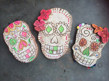 Load image into Gallery viewer, Mexican Skulls - rawart.com.au