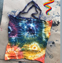 Load image into Gallery viewer, The 'Tie-Dye a Tote Bag' Kit (7yrs +) - rawart.com.au