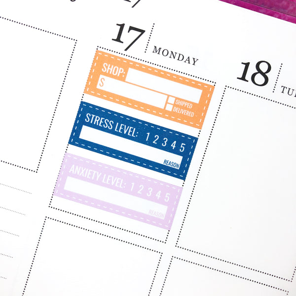 Appointment Tracker | Functional Stickers - Ambitious Mimi